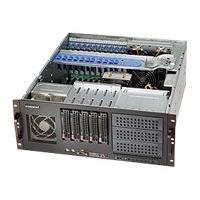 Supermicro SC842 XTQ-R606B - rack-mountable - 4U - extended ATX /RM