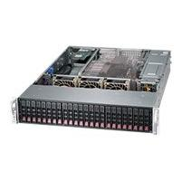 Supermicro SC216 BA-R920UB - rack-mountable - 2U - enhanced extended ATX  RM