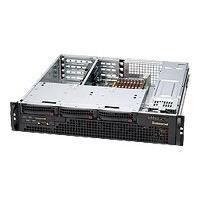 Supermicro SC825 MTQ-R700UB - rack-mountable - 2U - extended ATX BTWR
