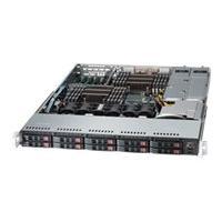 Supermicro SuperServer 1027R-73DBRF - Montable sur rack - pas de processeur - 0 Go
