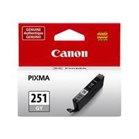 Canon CLI-251GY - gris - originale - réservoir d'encre