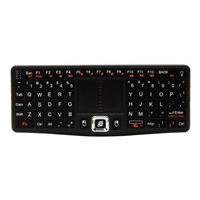 VisionTek CANDYBOARD Mini Wing - clavier - avec pavé tactile - QWERTY