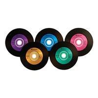 Verbatim Digital Vinyl - CD-R x 10 - 700 Mo - support de stockage