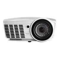 Optoma EH415ST - DLP projector - short-throw - 3D