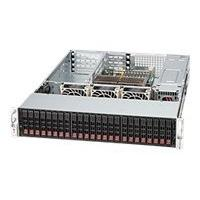 Supermicro SC216 E26-R1200UB - rack-mountable - 2U  RM
