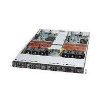 Supermicro SuperServer 1025TC-3FB - Montable sur rack - pas de processeur - 0 Go