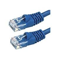 Monoprice patch cable - 6.1 m - blue