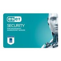 ESET Security for Microsoft SharePoint Server - renouvellement de la licence d'abonnement (1 an) - 1 siège