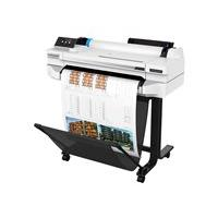 HP DesignJet T530 - large-format printer - color - ink-jet (English, French, Portuguese, Spanish / Canada, Latin America, United States)