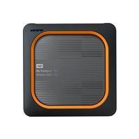 WD My Passport Wireless SSD WDBAMJ2500AGY - stockage mobile sans fil - 250 Go (Canada, Amérique Latine, Etats-Unis)