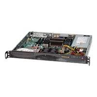 Supermicro SC512 F-441B - rack-mountable - 1U - ATX  RM