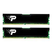 Patriot Signature Line - DDR4 - 8 Go: 2 x 4 Go - DIMM 288 broches - mémoire sans tampon