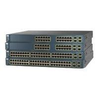Cisco Catalyst 3560-48TS EMI - commutateur - 48 ports - Géré - Montable sur rack