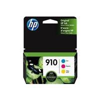 HP 910 Combo Pack - 3-pack - yellow, cyan, magenta - original - ink cartridge