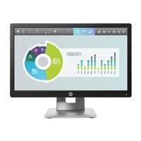 HP EliteDisplay E202 - écran LED - 20