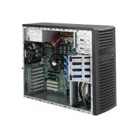 Supermicro SC732 D4F-500B - mid tower - extended ATX WTWR