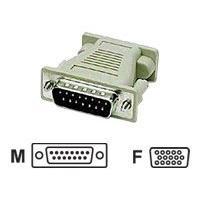 C2G Mac DB15 Male to VGA HD15 Female Adapter - adaptateur VGA