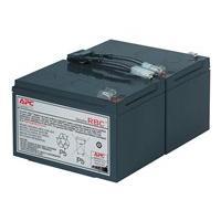 APC Replacement Battery Cartridge #6 - batterie d'onduleur - Acide de plomb