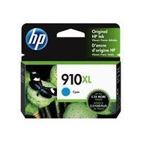 HP 910XL - à rendement élevé - cyan - original - cartouche d'encre