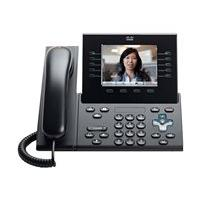 Cisco Unified IP Phone 9951 Standard - téléphone VoIP