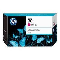 HP 90 - magenta - original - DesignJet - cartouche d'encre