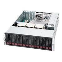 Supermicro SC936 E26-R1200B - rack-mountable - 3U - extended ATX  RM