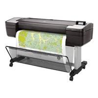 HP DesignJet T1700 - large-format printer - color - ink-jet (English, French, Portuguese, Spanish / Canada, Latin America, United States)