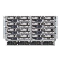 Cisco UCS 5108 Blade Server Chassis - rack-mountable - 6U - up to 8 blades