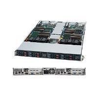 Supermicro SuperServer 1026TT-IBXF - Montable sur rack - pas de processeur - 0 Go