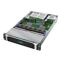 HPE ProLiant DL385 Gen10 Solution - rack-mountable - EPYC 7251 2.1 GHz - 16 GB - no HDD (Region: Worldwide)