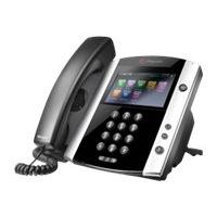Poly VVX 600 - VoIP phone - 3-way call capability