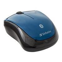 Verbatim Wireless Tablet Multi-Trac Blue LED Mouse - mouse - Bluetooth - dark teal