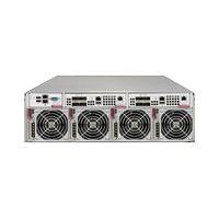 Supermicro MicroBlade MBE-314E-420D - rack-mountable - 3U - up to 14 blades  ENCL