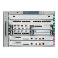 Cisco 7606-S - router - rack-mountable - with Cisco 7600 Series Route Switch Processor 720 with 10 Gigabit Ethernet (RSP720-3C-10GE)