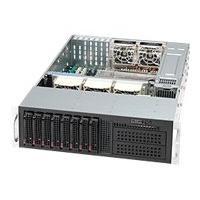 Supermicro SC835 TQ-R920B - rack-mountable - 3U - enhanced extended ATX  RM
