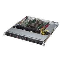 Supermicro SC113M FAC2-605CB - rack-mountable - 1U - ATX  RM
