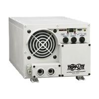 Tripp Lite 1500W RV Inverter / Charger with Hardwire Input / Output 12VDC 120VAC - DC to AC power inverter + battery charger - 1.5 kW