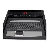 APC LCD Console - console KVM - 17