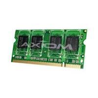 Axiom AX - DDR2 - 512 MB - SO-DIMM 200-pin - unbuffered