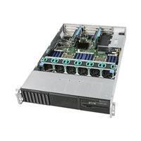 Intel Server System R2208WFTZSR - rack-mountable - no CPU - 0 GB - no HDD
