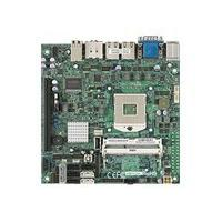 SUPERMICRO X9SCV-QV4 - motherboard - mini ITX - Socket G2 - QM67