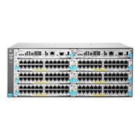 HPE Aruba 5406R zl2 - commutateur - Géré - Montable sur rack