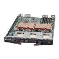 Supermicro SuperBlade SBI-7425C-S3E - blade - no CPU - 0 GB