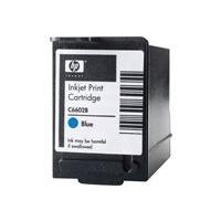 HP TIJ 1.0 Extended - blue - original - ink cartridge