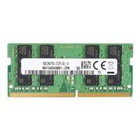 HP - DDR4 - module - 8 GB - SO-DIMM 260-pin - 2666 MHz / PC4-21300 - unbuffered (English / United States)