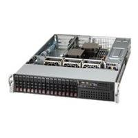 Supermicro SC213 A-R740WB - rack-mountable - 2U  RM
