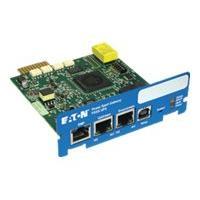 Powerware Power XpertGateway Series PXGX UPS Card - carte de supervision distante