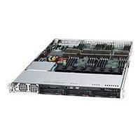 Supermicro SC818 A-1400B - rack-mountable - 1U - extended ATX  RM