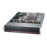 Supermicro SC216 BE26-R920WB - rack-mountable - 2U - enhanced extended ATX