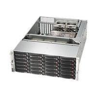 Supermicro SC846 BA-R920B - rack-montable - 4U - ATX étendu